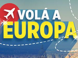 Volá a Europa